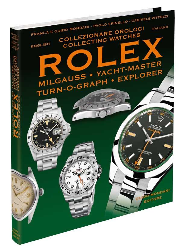 Book Collecting Rolex Explorer I Explorer II Milgauss Yacht-Master Turn-O-Graph